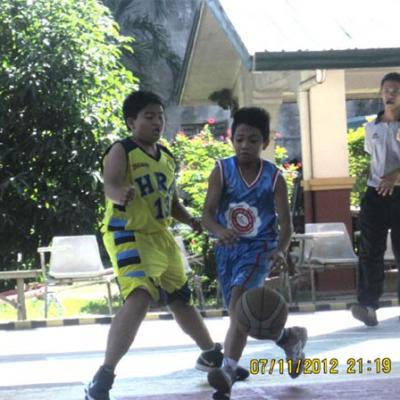 Basketbal and Volleyball Varsities 2012