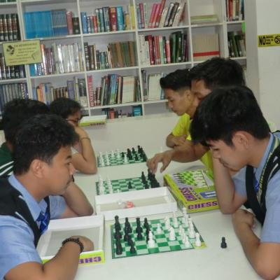 Interest Club Chess 2