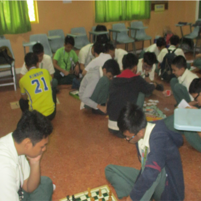 Interest Club Chess 3