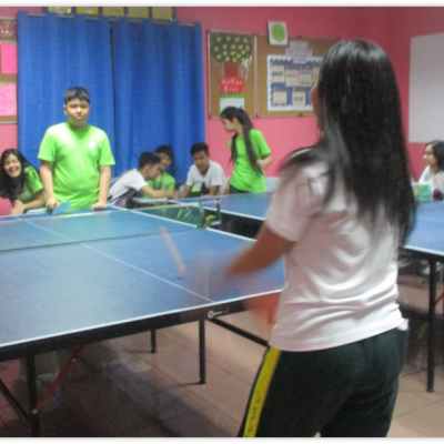 Interest Club Table Tennis