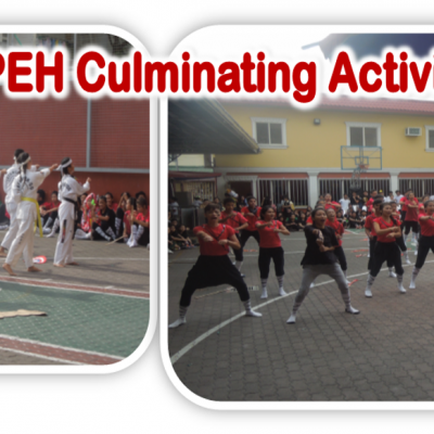 Mapeh Culminating Activities