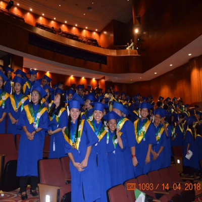 Senior High School Graduation Insular Life 2