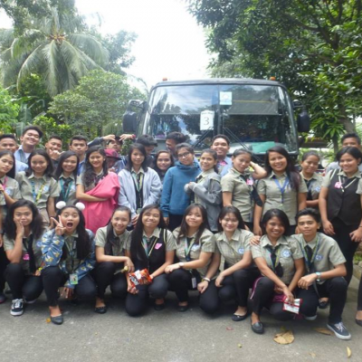 Senior High School Professional Tour Visit 3