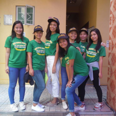 Senior High School Student Assistants Hra Foundation Day 2