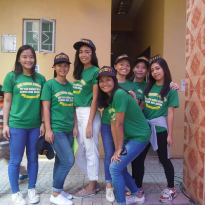 Senior High School Student Assistants Hra Foundation Day