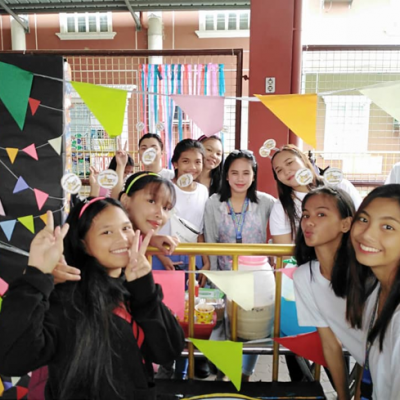 Senior High School Young Entrepreneurs Bazaar 2