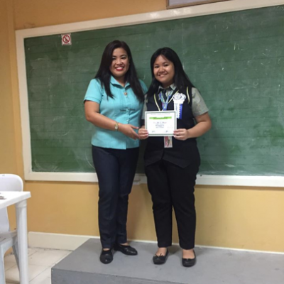 Shs Quarterly Awarding Of Virtue Certificates 3