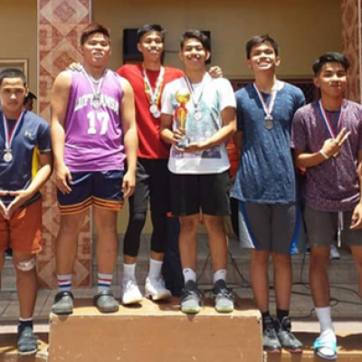 Summer Palaro And Awarding With The Ssg Officers 2